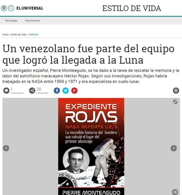 Periódico venezolano